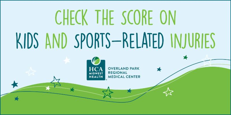 Kids and Sports Related Injuries - HCA Midwest
