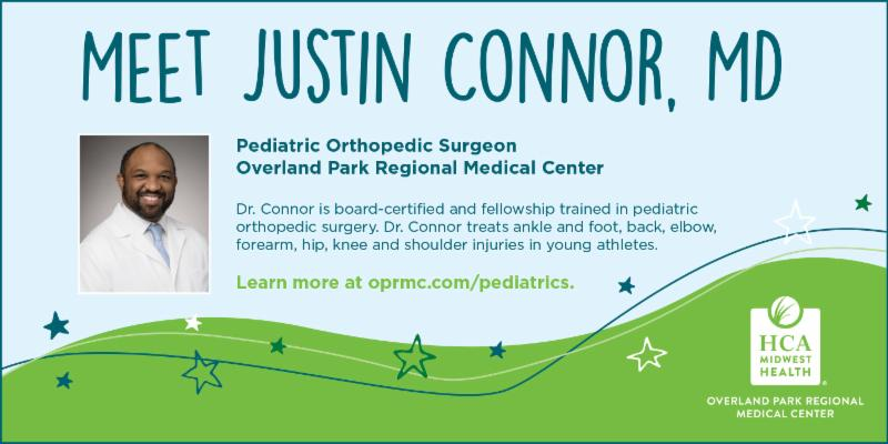 Meet Justin Connor, MD