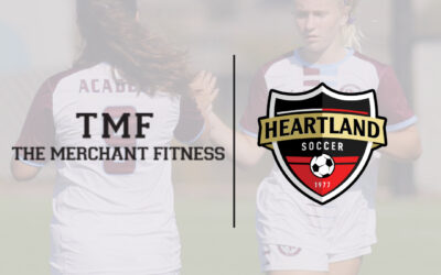 The Merchant Fitness Partners with the Heartland Soccer Association as Title Sponsor of the Heartland College Showcase