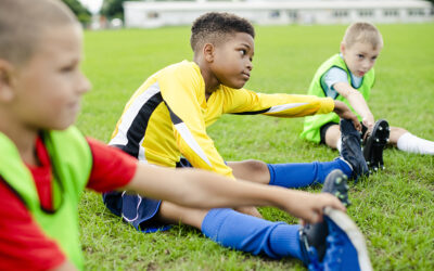 Stretching is Key to Staying Healthy on the Field